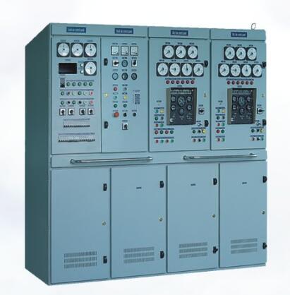 立式柴油发电机组控制屏