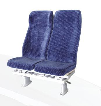 二等旋转座椅
